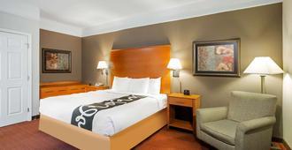 La Quinta Inn & Suites by Wyndham Norfolk Airport - נורפולק - חדר שינה