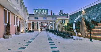 Bushi Resort & Spa - Skopje - Edificio