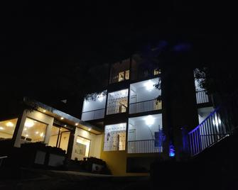 The Mountain Quail - Mussoorie - Building