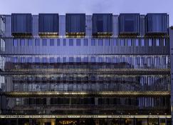 Hotel l'Arbre Voyageur, BW Premier Collection - Lille - Building