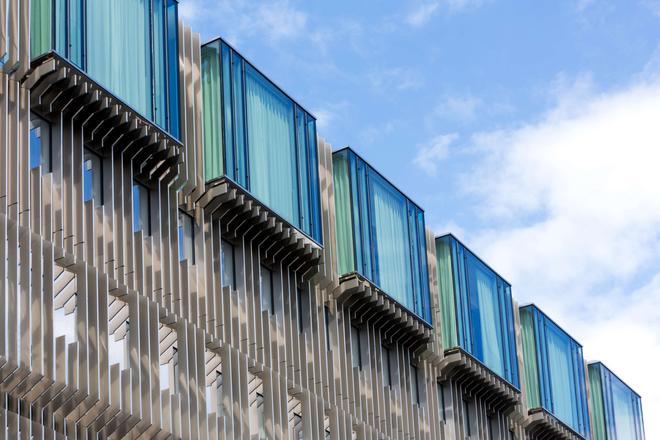 貝斯特韋斯特高級精選喬木旅行者酒店 - 里耳 - 里爾 - 建築