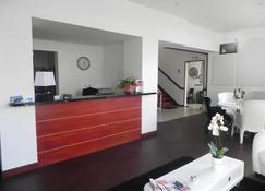Hotel La Perriere - Lorient - Bedroom