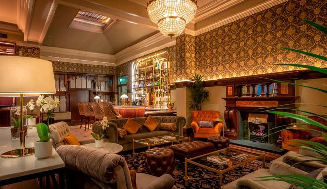 The Fleet - Dublin - Lounge