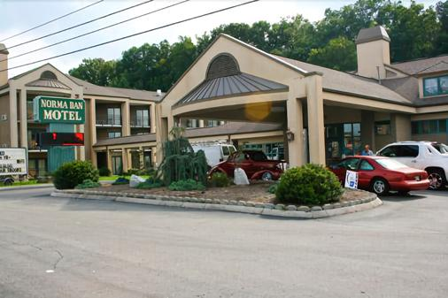 Norma Dan Motel - Pigeon Forge - Building
