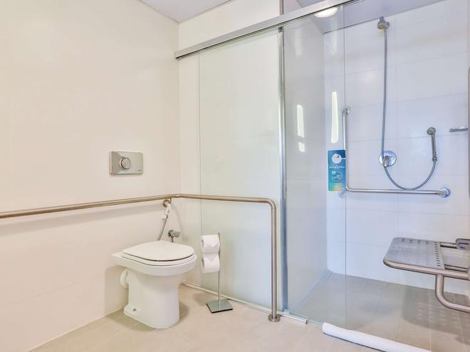 宜必思聖保羅孔戈尼亞斯酒店 - 聖保羅 - 聖保羅 - 浴室