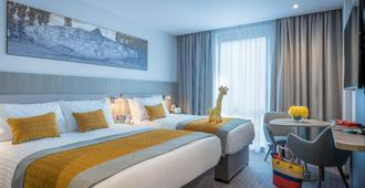 Maldron Hotel Parnell Square - דבלין - חדר שינה