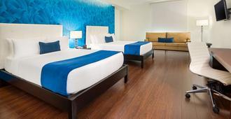 Ramada Plaza Panama Punta Pacifica - פנמה סיטי - חדר שינה