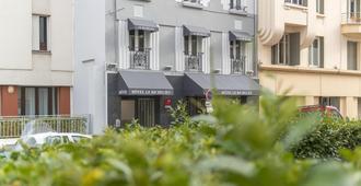 Best Western Richelieu Lyon Part-Dieu - Лион - Здание