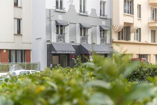 Best Western Richelieu Lyon Part-Dieu - Lyon - Building