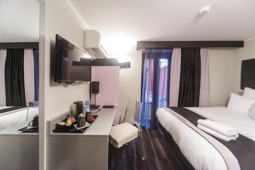 Best Western Richelieu Lyon Part-Dieu - Lyon - Bedroom