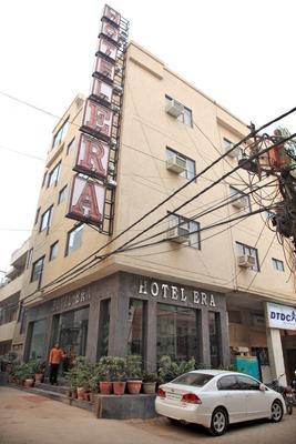 Hotel Era - Nueva Delhi - Edificio