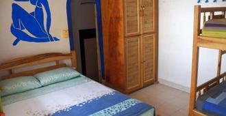 Divanga Hostel - Taganga - Κρεβατοκάμαρα
