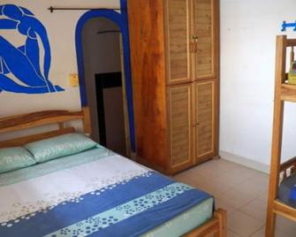 Divanga Hostel - Taganga - Habitación