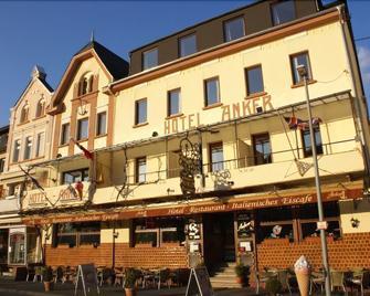 Anker Hotel-Restaurant - Kamp-Bornhofen - Gebouw