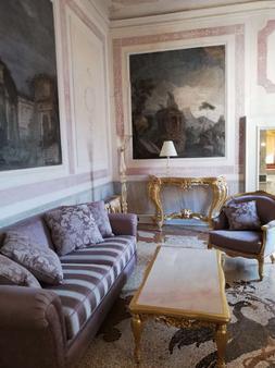 Cà Bonfadini Historic Experience - Venice - Living room