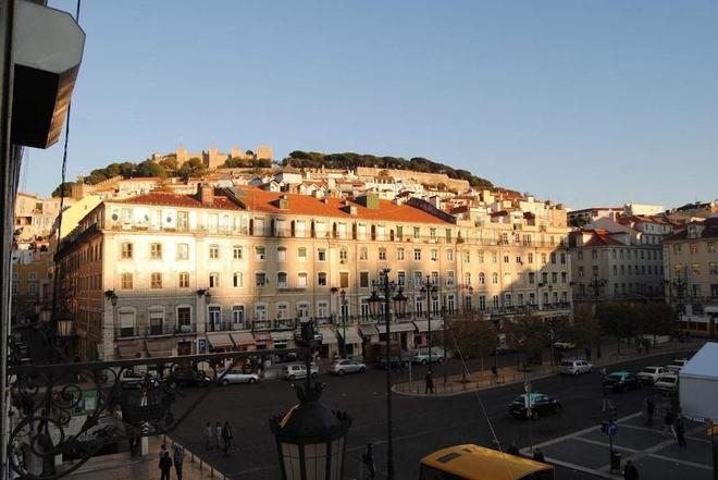 Pensao Beira Minho - Lisboa - Vista del exterior