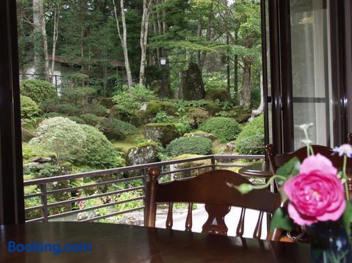 Teiensaryo Yamanakako - Yamanakako - Balcony