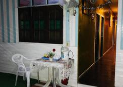 Cj Guesthouse - Ko Tao - Patio
