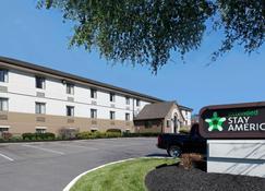Extended Stay America - Dayton - South - Dayton - Building