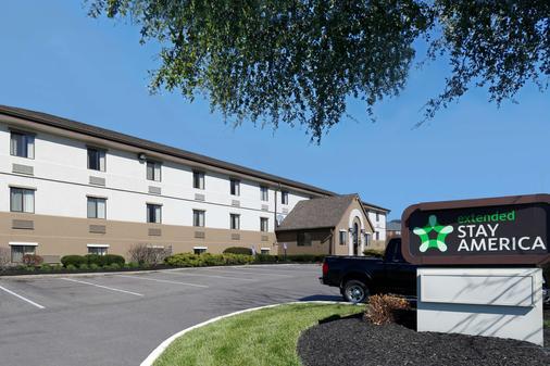 美國代頓南長住酒店 - 德頓 - 代頓 - 建築