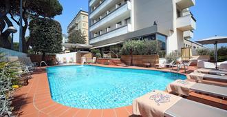 National Hotel - Rimini - Pool