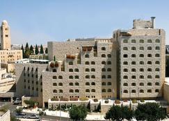 Dan Panorama Jerusalem - Jerusalem - Byggnad