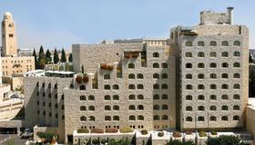 Dan Panorama Jerusalem - Ιερουσαλήμ - Κτίριο