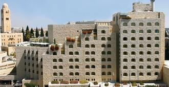 Dan Panorama Jerusalem - Jerusalem - Toà nhà