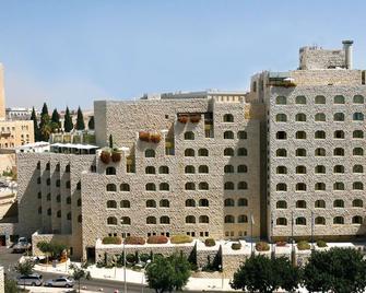 Dan Panorama Jerusalem - Jeruzalem - Gebouw