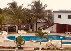 Splendid Inn Hotel - Assinie-Mafia - Pool