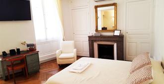 Chambre de charme au coeur du vieux Valence - Valencia - Habitación