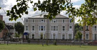 貝斯特韋斯特倫敦海布里酒店 - 倫敦 - 倫敦 - 建築