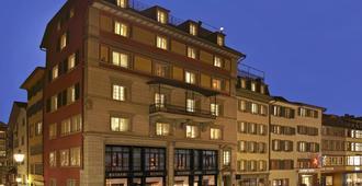 Widder Hotel - Zúrich - Edificio