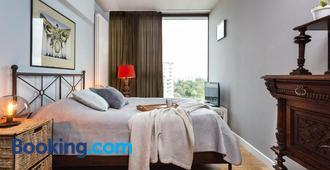 Apartament Triton Park - Varsòvia - Habitació