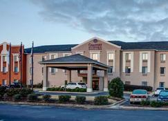 Comfort Suites Gadsden Attalla - Gadsden - Building