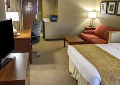 Comfort Suites Gadsden Attalla - Gadsden - Bedroom
