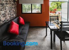 Suite Studio Serviced Apartments - Mérida - Sala de estar