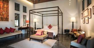 سوفيتيل لوانغ برابانج - لوانغ برابانغ - غرفة نوم