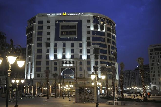 Millennium Taiba Hotel Madinah - Medina - Rakennus