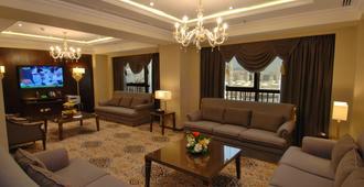 Millennium Taiba Hotel Madinah - Medina - Living room