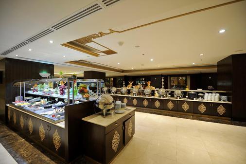 Millennium Taiba Hotel Madinah - Medina - Μπουφές