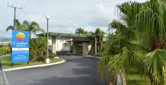 Comfort Hotel Flames Whangerei - Whangarei