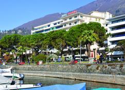 Hotel Geranio Au Lac - Locarno - Θέα στην ύπαιθρο