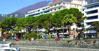 Hotel Geranio Au Lac - Locarno - Exterior