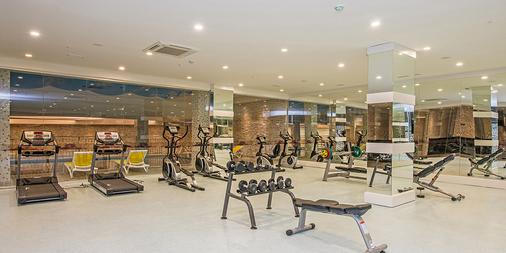 Sirius Deluxe Hotel - Alanya - Gym