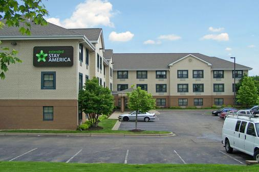 Extended Stay America Minneapolis - Maple Grove - Мэпл-Гров - Здание