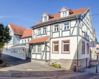 Hotel am Markt - Hungen - Building