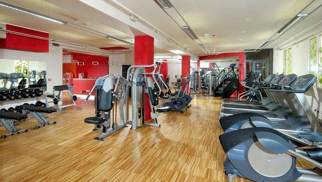 Zanhotel & Meeting Centergross - Bentivoglio - Gym