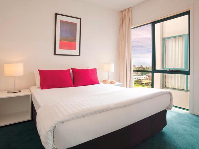 Adina Apartment Hotel St Kilda Melbourne - Melbourne - Bedroom