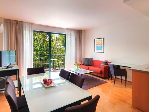 Adina Apartment Hotel St Kilda Melbourne - Melbourne - Speisesaal